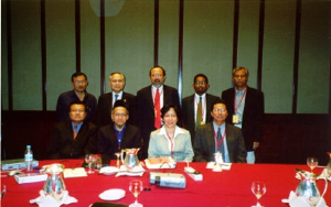 Thailand attended 1st ASNAF Conference
