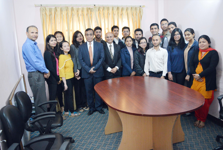 Nepal firm joins ASNAF – 3 May 2017